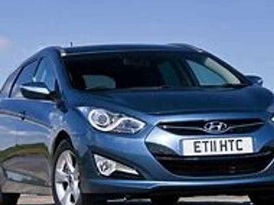 gebraucht Hyundai i40 Europe 1,7 CRDi DPF