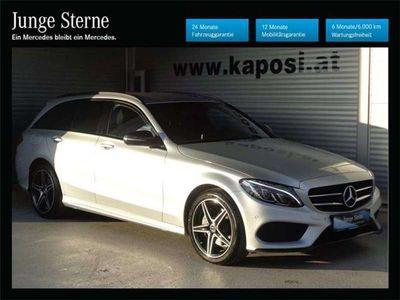 gebraucht Mercedes C200 PKWd T-Modell