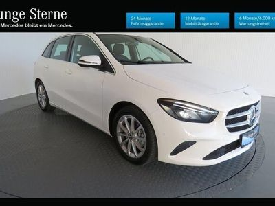 gebraucht Mercedes B180 d Aut. Progressive-Line NP: € 39.415,- !