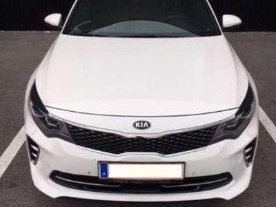 gebraucht Kia Optima Wagon 1,7 CRDi ISG GT-Line DCT +Panoramadach+
