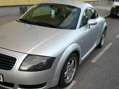 gebraucht Audi TT Coupé 1,8 T quattro