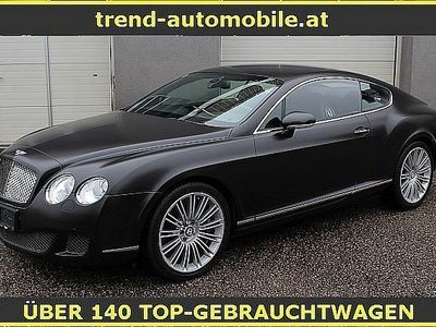gebraucht Bentley Continental GT Speed - Mulliner *Topzustand*