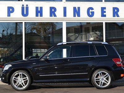 gebraucht Mercedes GLK220 GLK-KlasseCDI 4MATIC Aut. *AMG-Sportpaket*ILS* SUV / Geländewagen,