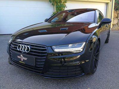 gebraucht Audi A7 Sportback 3,0 TDI quattro Aut. Exclusive & Carbon