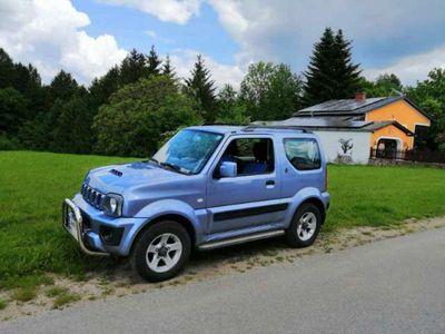 gebraucht Suzuki Jimny SUV / Geländewagen