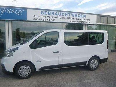 gebraucht Fiat Talento Panorama 3,0t 1,6 EcoJet Twin-Turbo 125 KR Kombi / Family Van