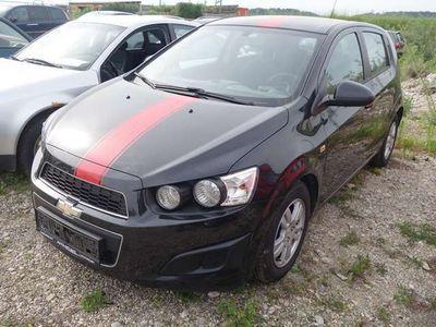 gebraucht Chevrolet Aveo 1,2 LT ***Händler/Export***