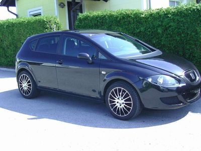 used Seat Leon Reference 1,4 Klein-/ Kompaktwagen,