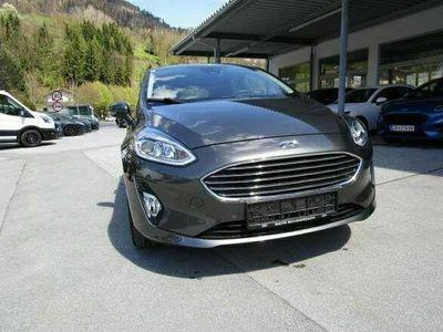 gebraucht Ford Fiesta Titanium 1,5 TDCi Start/Stop