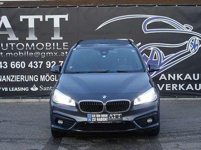 gebraucht BMW 216 Gran Tourer d Sport Line Aut.