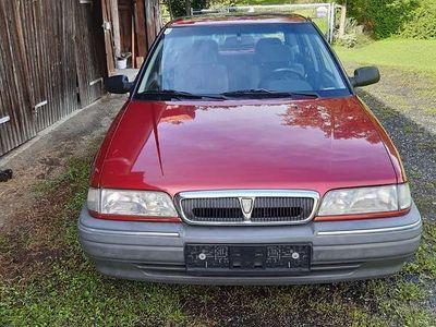 gebraucht Rover 200 214 SLi Klein-/ Kompaktwagen