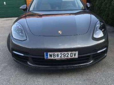 gebraucht Porsche Panamera 4 E-Hybrid Aut. mit Garantie