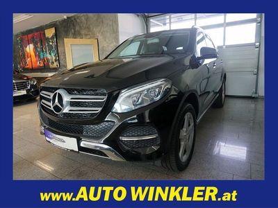 gebraucht Mercedes GLE250 d 4Matic Aut. Leder/Navi/Kamera
