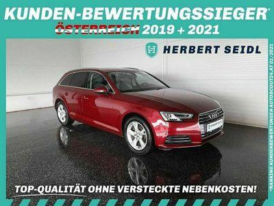 gebraucht Audi A4 Avant 2,0 TDI Sport S-tronic *LED / NAVI / LEDER*
