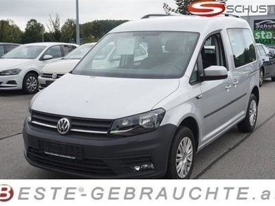 gebraucht VW Caddy Kombi / Family Van,