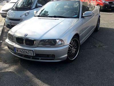 used BMW 330 Cabriolet 3er-Reihe ci Cabrio / Roadster,