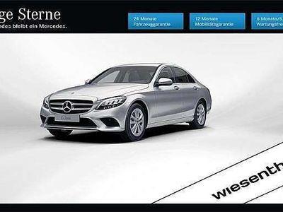 gebraucht Mercedes C180 C-Klassed Limousine