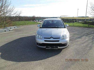 gebraucht Citroën C4 1,6 HDi 110 VTR Pack FAP Sportwagen / Coupé,