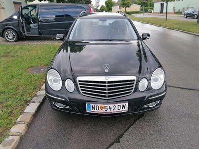 gebraucht Mercedes E350 E-KlasseMATIC Kombi / Family Van