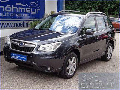 gebraucht Subaru Forester 2,0D Exclusive***Kamera*Navi*SH*Xenon*** SUV / Geländewagen