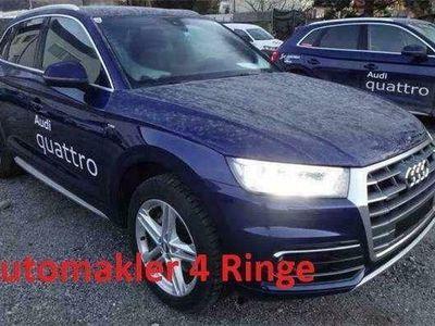 gebraucht Audi Q5 2,0 TDI quattro SPORT S-tronic ACC, Virtual Cockpit, Side Assist,Rueckfahr
