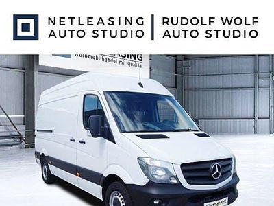 gebraucht Mercedes Sprinter 316 CDI St. Lang 3665+EasyCarg+DrivComf Sitzhzg.