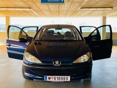 gebraucht Peugeot 206 Colorline 1,4 HDI 70