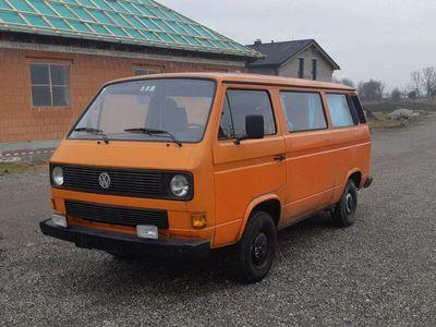 gebraucht VW T3 Kombi Ds. Camper