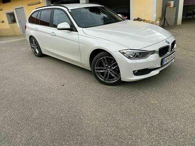 gebraucht BMW 320 320 d xDrive Touring Österreich-Paket