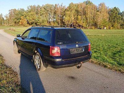 gebraucht VW Passat 1,9tdi Kombi / Family Van