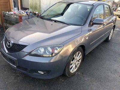 gebraucht Mazda 3 Sport 1,6i TX Plus Klein-/ Kompaktwagen