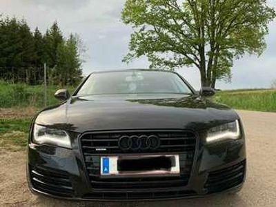 gebraucht Audi A7 3.0 TDI quattro S tronic *Luftfahrwerk**21zoll*