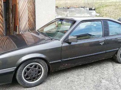 gebraucht Opel Senator Coupe GSE Sportwagen / Coupé