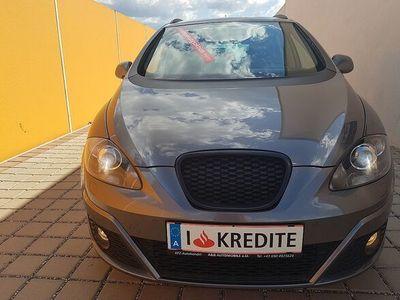 gebraucht Seat Altea XL ChiliTech 2,0 TDi CR*SOFORT KREDIT* Kombi / Family Van