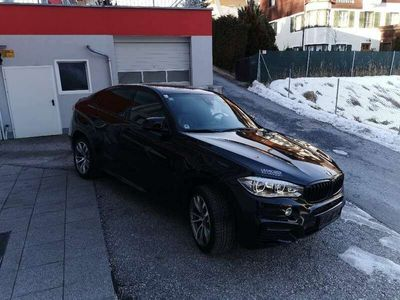 gebraucht BMW X6 M M50d Sport Activity Coupé Österreich-Paket Aut.