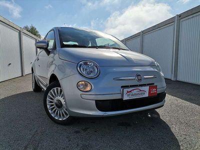 gebraucht Fiat 500 1,2**GARANTIE GRATIS*Pickerl NEU*FINANZIERUNG* Klein-/ Kompaktwagen