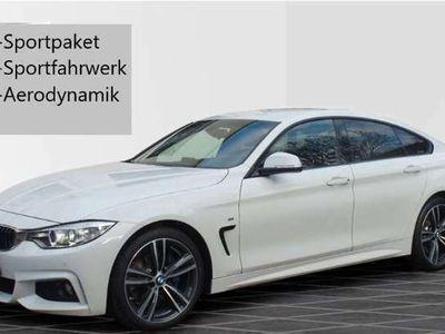 gebraucht BMW 418 Gran Coupé 4er-Reihe Gran Coupe Diesel (F36) Öst