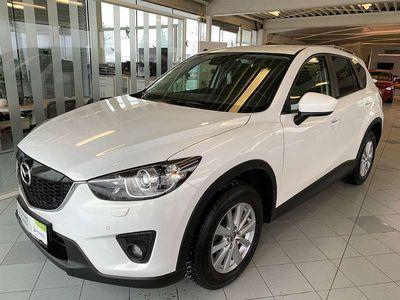 gebraucht Mazda CX-5 CD150 AWD Attraction/Navi SUV / Geländewagen