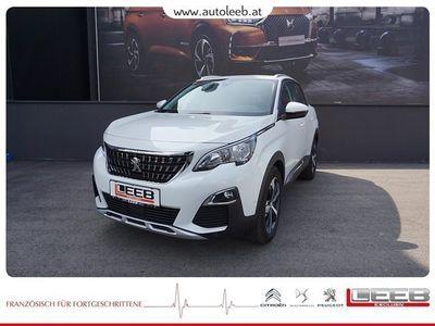 gebraucht Peugeot 3008 1,5 BlueHDi 130 S&S 6-Gang Allure SUV / Geländewagen,