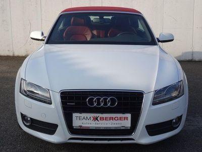 gebraucht Audi A5 Cabriolet 3.0 TDI quattro