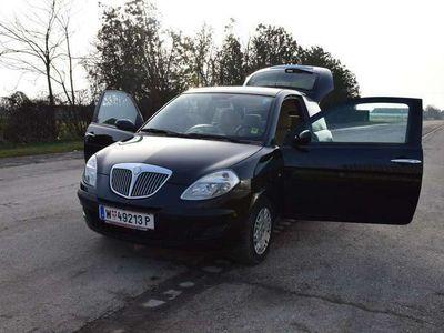 gebraucht Lancia Ypsilon Y / Ypsilon1.2 FSI (Benzin) **Pickerl Neu!!!** Klein-/ Kompaktwagen