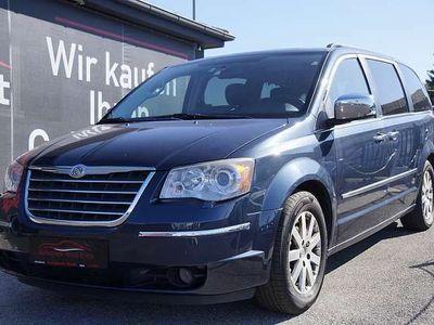 gebraucht Chrysler Grand Voyager VoyagerLimited 2,8 CRD Aut. Kombi / Family Van