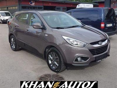 gebraucht Hyundai ix35 2,0 CRDi Limited Edition *Allrad*