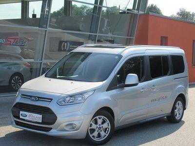 gebraucht Ford Tourneo Connect Grand Titanium 1,5 TDCi Start/S... Kombi / Family Van,