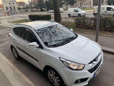 gebraucht Hyundai ix35 iX352.0 CRDi / 1A Zustand SUV / Geländewagen