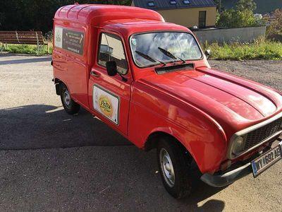brugt Renault R4 F4 Kombi / Family Van,