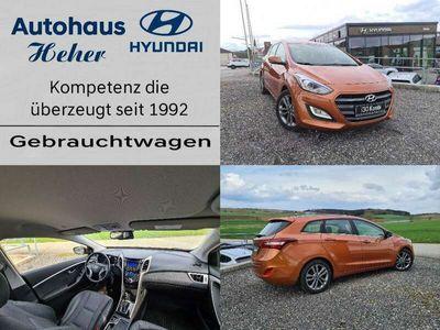 gebraucht Hyundai i30 CW Premium 1,6 CRDi DCT 109mw