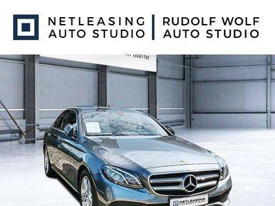 gebraucht Mercedes E220 Avantgarde Klima/LED/Park-Assist. el.Sitzv.