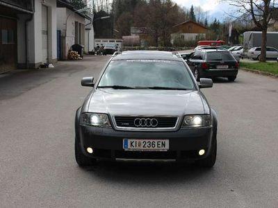 gebraucht Audi A6 Allroad quattro 2,7 T