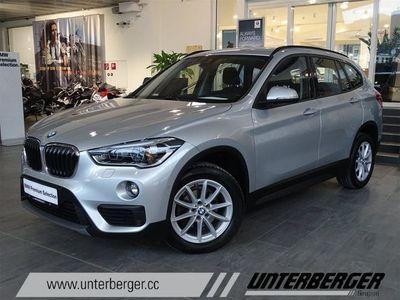 gebraucht BMW X1 sDrive16d / LED / Sport-Lederlenkrad